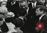 Image of John Fitzgerald Kennedy presentation to Major Cooper United States USA, 1963, second 48 stock footage video 65675021468