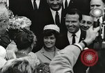 Image of John Fitzgerald Kennedy presentation to Major Cooper United States USA, 1963, second 61 stock footage video 65675021468