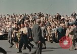Image of X-15 rollout ceremony California United States USA, 1958, second 13 stock footage video 65675021475