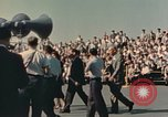 Image of X-15 rollout ceremony California United States USA, 1958, second 17 stock footage video 65675021475