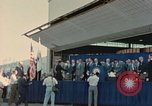 Image of X-15 rollout ceremony California United States USA, 1958, second 23 stock footage video 65675021475