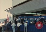 Image of X-15 rollout ceremony California United States USA, 1958, second 25 stock footage video 65675021475