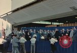 Image of X-15 rollout ceremony California United States USA, 1958, second 27 stock footage video 65675021475