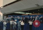 Image of X-15 rollout ceremony California United States USA, 1958, second 32 stock footage video 65675021475