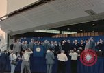 Image of X-15 rollout ceremony California United States USA, 1958, second 33 stock footage video 65675021475