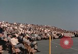 Image of X-15 rollout ceremony California United States USA, 1958, second 36 stock footage video 65675021475