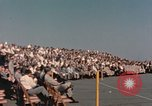 Image of X-15 rollout ceremony California United States USA, 1958, second 38 stock footage video 65675021475