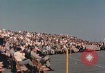 Image of X-15 rollout ceremony California United States USA, 1958, second 39 stock footage video 65675021475