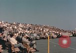 Image of X-15 rollout ceremony California United States USA, 1958, second 40 stock footage video 65675021475