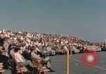 Image of X-15 rollout ceremony California United States USA, 1958, second 42 stock footage video 65675021475