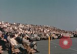 Image of X-15 rollout ceremony California United States USA, 1958, second 43 stock footage video 65675021475