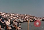 Image of X-15 rollout ceremony California United States USA, 1958, second 44 stock footage video 65675021475
