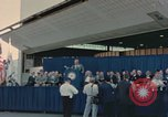 Image of X-15 rollout ceremony California United States USA, 1958, second 46 stock footage video 65675021475