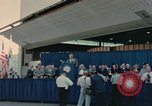 Image of X-15 rollout ceremony California United States USA, 1958, second 47 stock footage video 65675021475
