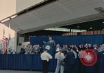 Image of X-15 rollout ceremony California United States USA, 1958, second 48 stock footage video 65675021475