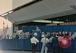 Image of X-15 rollout ceremony California United States USA, 1958, second 50 stock footage video 65675021475