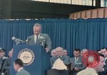 Image of X-15 rollout ceremony California United States USA, 1958, second 53 stock footage video 65675021475