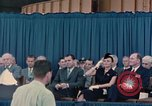 Image of X-15 rollout ceremony California United States USA, 1958, second 56 stock footage video 65675021475