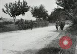 Image of 9th Machine Gun Battalion in France WWI Chateau-Thierry France, 1918, second 23 stock footage video 65675021480