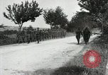 Image of 9th Machine Gun Battalion in France WWI Chateau-Thierry France, 1918, second 25 stock footage video 65675021480