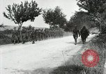 Image of 9th Machine Gun Battalion in France WWI Chateau-Thierry France, 1918, second 26 stock footage video 65675021480