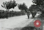 Image of 9th Machine Gun Battalion in France WWI Chateau-Thierry France, 1918, second 29 stock footage video 65675021480
