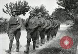 Image of 9th Machine Gun Battalion in France WWI Chateau-Thierry France, 1918, second 36 stock footage video 65675021480