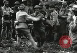 Image of 9th Machine Gun Battalion France, 1918, second 36 stock footage video 65675021485