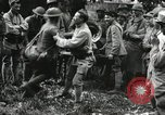 Image of 9th Machine Gun Battalion France, 1918, second 37 stock footage video 65675021485