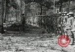 Image of 7th Machine Gun Battalion France, 1918, second 6 stock footage video 65675021487
