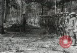 Image of 7th Machine Gun Battalion France, 1918, second 8 stock footage video 65675021487