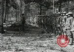 Image of 7th Machine Gun Battalion France, 1918, second 11 stock footage video 65675021487