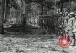 Image of 7th Machine Gun Battalion France, 1918, second 13 stock footage video 65675021487