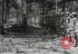 Image of 7th Machine Gun Battalion France, 1918, second 14 stock footage video 65675021487