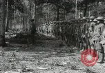 Image of 7th Machine Gun Battalion France, 1918, second 15 stock footage video 65675021487
