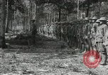 Image of 7th Machine Gun Battalion France, 1918, second 16 stock footage video 65675021487