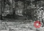 Image of 7th Machine Gun Battalion France, 1918, second 17 stock footage video 65675021487