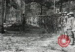 Image of 7th Machine Gun Battalion France, 1918, second 18 stock footage video 65675021487