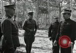 Image of 7th Machine Gun Battalion France, 1918, second 19 stock footage video 65675021487