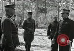 Image of 7th Machine Gun Battalion France, 1918, second 21 stock footage video 65675021487