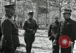 Image of 7th Machine Gun Battalion France, 1918, second 22 stock footage video 65675021487