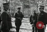 Image of 7th Machine Gun Battalion France, 1918, second 23 stock footage video 65675021487