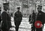 Image of 7th Machine Gun Battalion France, 1918, second 28 stock footage video 65675021487