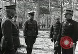 Image of 7th Machine Gun Battalion France, 1918, second 29 stock footage video 65675021487