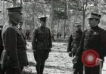 Image of 7th Machine Gun Battalion France, 1918, second 30 stock footage video 65675021487