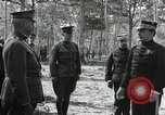 Image of 7th Machine Gun Battalion France, 1918, second 31 stock footage video 65675021487