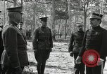 Image of 7th Machine Gun Battalion France, 1918, second 32 stock footage video 65675021487
