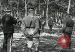 Image of 7th Machine Gun Battalion France, 1918, second 33 stock footage video 65675021487