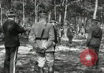 Image of 7th Machine Gun Battalion France, 1918, second 34 stock footage video 65675021487