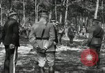 Image of 7th Machine Gun Battalion France, 1918, second 37 stock footage video 65675021487